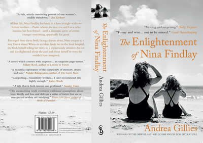 The Cover of Nina Findlay