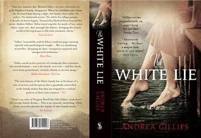 The White Lie book cover